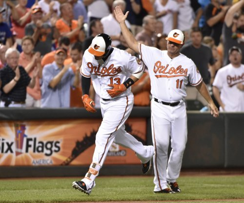Seth Smith, Manny Machado homers help Baltimore Orioles edge Boston Red Sox