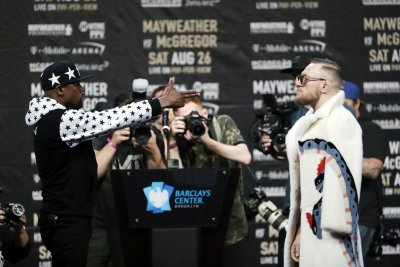 Five reasons why UFC champion Conor McGregor could beat Floyd Mayweather