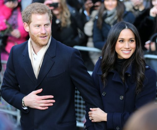 Prince Harry, Meghan Markle TV movie in the works at Lifetime