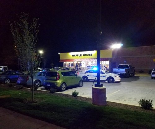 Police: Waffle House shooter may still have two more weapons