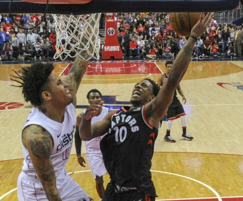 Raptors look to close out Wizards