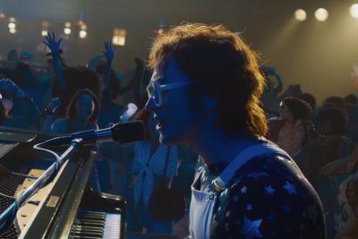 'Rocketman': Taron Egerton performs as Elton John in first teaser