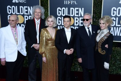 'Bohemian Rhapsody,' 'Green Book' win big at the Golden Globes