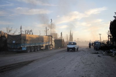 Watchdog: Islamic State could retake Syrian area with U.S. withdrawal