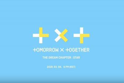 TXT shares tracklist for debut album 'The Dream Chapter: Star'