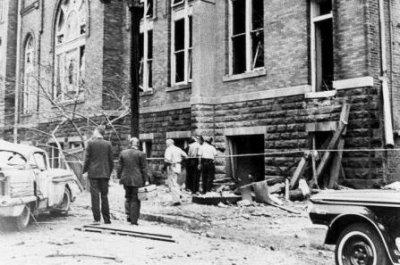 On This Day: Birmingham church bombing kills 4 girls