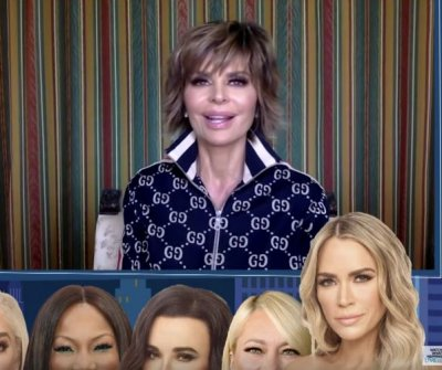 Lisa Rinna: Teddi Mellencamp 'spills most shocking tea' in 'RHOBH' Season 10