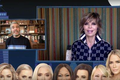 Lisa Rinna: Teddi Mellencamp 'spills most shocking tea' in 'RHOBH' Season 10