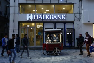 Turkish bank Halkbank pleads not guilty to violating U.S. sanctions