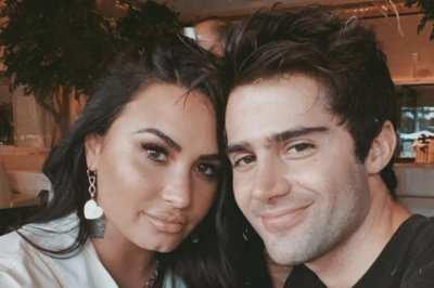 Max Ehrich on Demi Lovato's 28th birthday: 'I am the luckiest man alive'