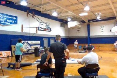 World's longest cornhole game underway in Nebraska