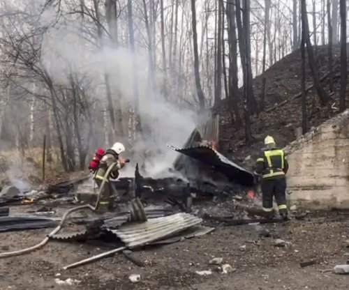 Gunpowder factory catches fire, explodes in Russia; at least 16 dead