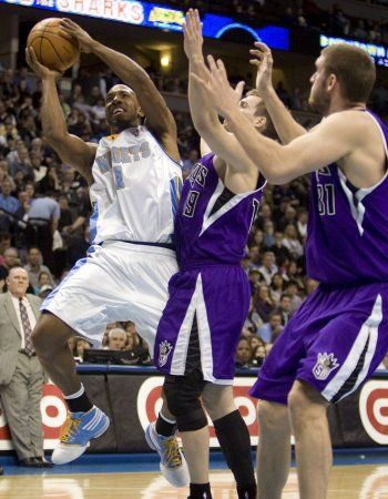 NBA: Denver 112, Sacramento 109 (OT)