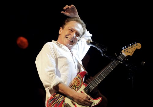 David Cassidy charged with DUI in LA
