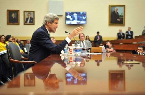 Kerry calls Ugandan president following passage of anti-gay bill