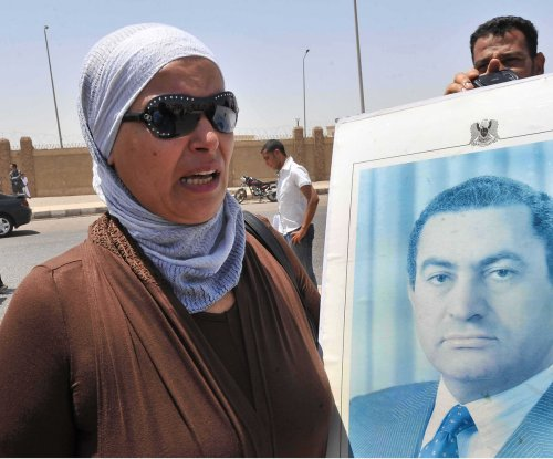Mubarak embezzlement conviction overturned