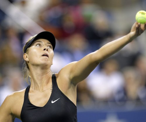 Sharapova moves on at Indian Wells
