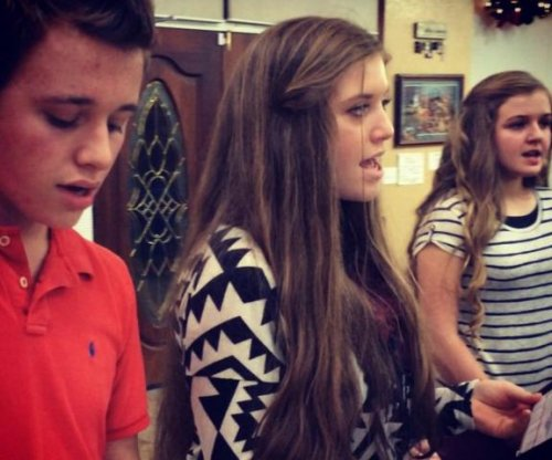Duggar daughter shares clips of family caroling practice