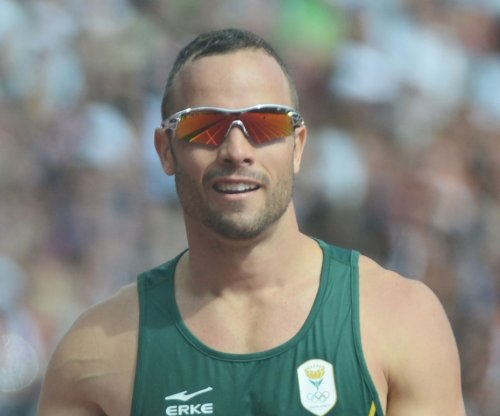 Oscar Pistorius sentenced to six years for murder