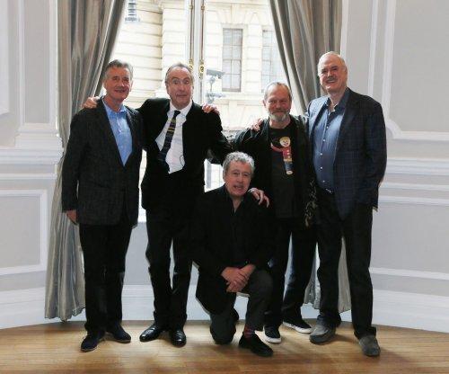 Monty Python's Terry Jones, 74, diagnosed with dementia