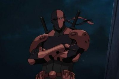 The Teen Titans battle Deathstroke in new animated film 'The Judas Contract'