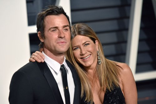 Jennifer Aniston, Sofia Vergara all smiles at Oscars after-party