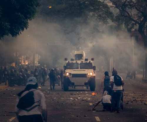 Ninth person shot dead in Venezuela amid protests