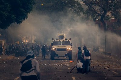 Ninth person shot dead in Venezuela amid protests
