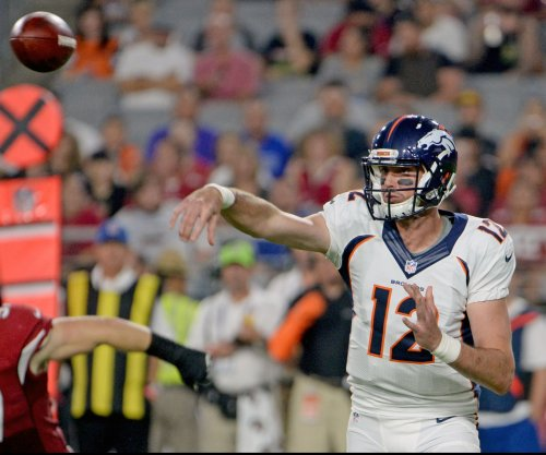 Wide receivers 'excited' for pass-happy Broncos offense