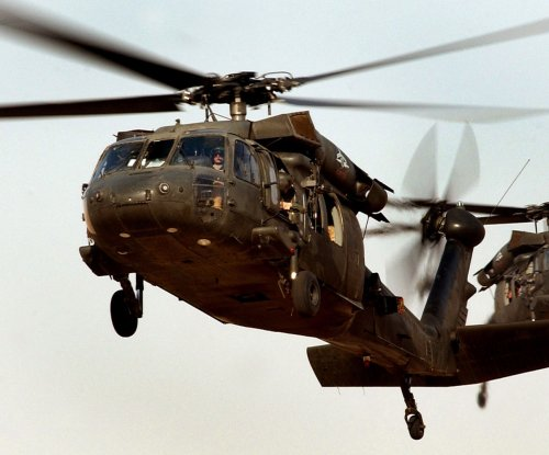 Army Black Hawk chopper carrying 5 missing off Hawaii coast