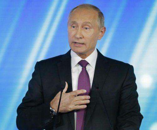 Putin: Russia working toward global nuclear disarmament
