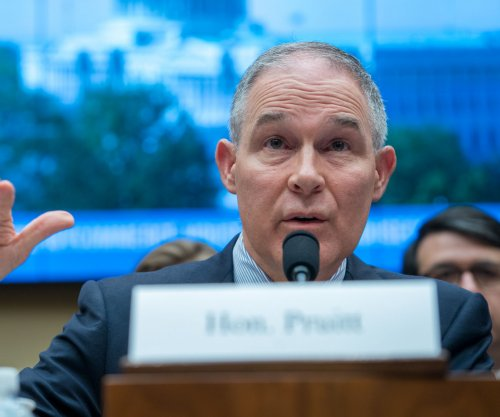 EPA chief Pruitt to lawmakers: 'I have nothing to hide'