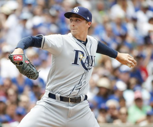 Rays turn to Snell to avoid sweep vs. Red Sox