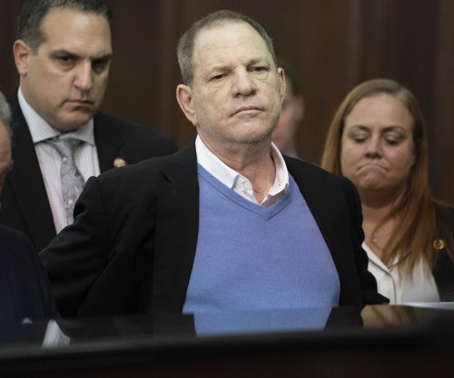 Harvey Weinstein formally indicted for rape