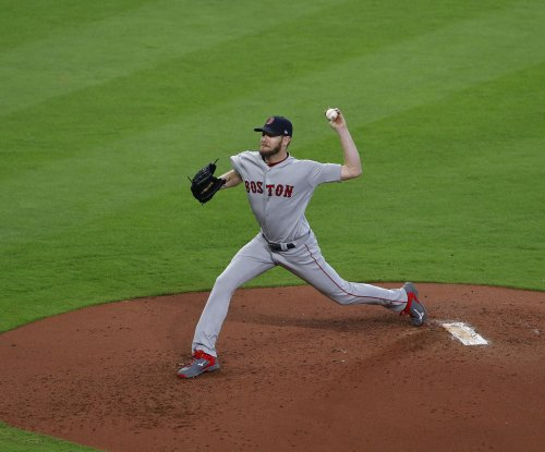 Chris Sale gets nod as first-place Boston Red Sox visit Kansas City Royals