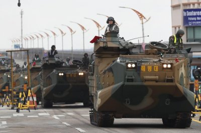 Mattis: US, South Korea could reduce scope of 'Foal Eagle' military exercise