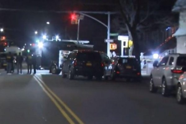 FBI agent hospitalized after shooting in Brooklyn