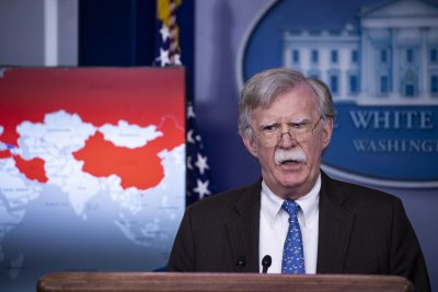 Bolton: Don't do business in Venezuelan gold, oil