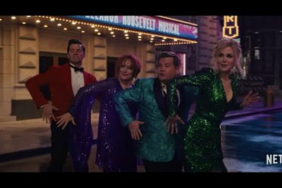 'The Prom' stars sing and dance in trailer for Ryan Murphy film