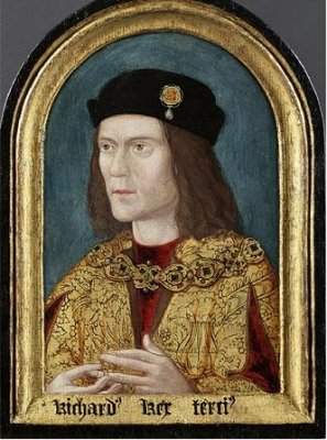 Resting place of British king sought