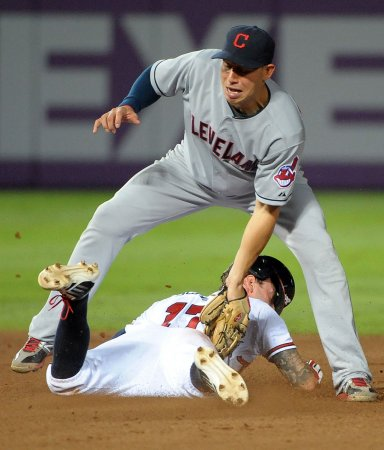 Cleveland Indians complete sweep of Detroit in 13 innings