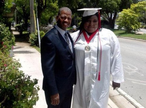 Rachel Jeantel keeps promise to Trayvon Martin