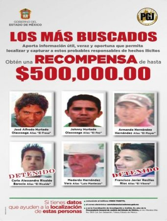 Mexico's most wanted Francisco 'The Viper' Resillas arrested