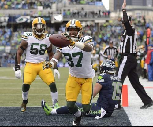 Green Bay Packers CB Sam Shields will sit out versus New York Giants