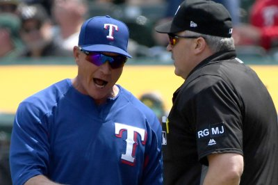 Rangers seek sweep vs. Diamondbacks