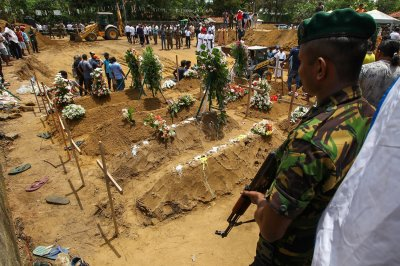 Sri Lanka: Death toll rises to 359, 45 children confirmed dead