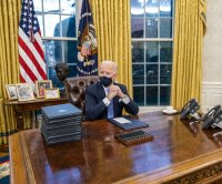 COVID-19 rules enforced, Oval Office redesigned as Biden moves in to White House