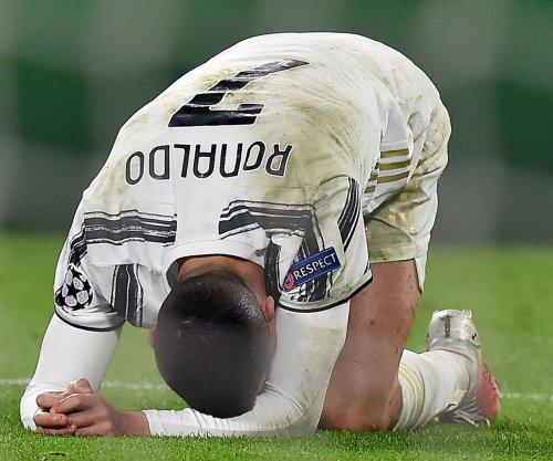 Champions League soccer: Porto eliminates Juventus, Cristiano Ronaldo