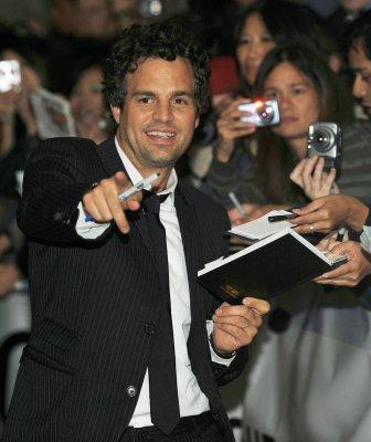 Ruffalo, Renner join 'Avengers' cast