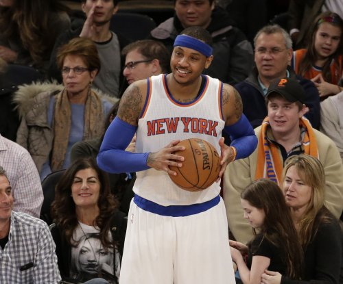New York Knicks down Philadelphia 76ers for second straight win